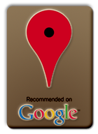 Recommend us on Google Places Logo