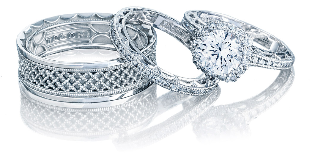Ring Cleaning - Tacori Bridal Rings