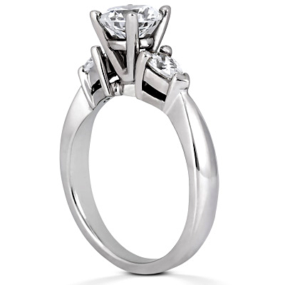 Taryn Collection 14 Karat Diamond Engagement Ring TQD 2061 Alternative View 1