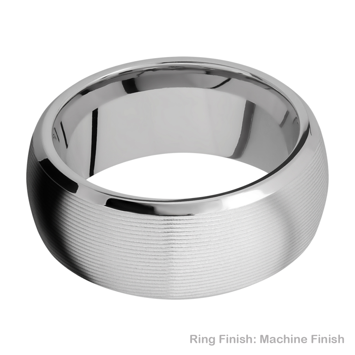 Lashbrook 10DB Titanium Wedding Ring or Band Alternative View 13