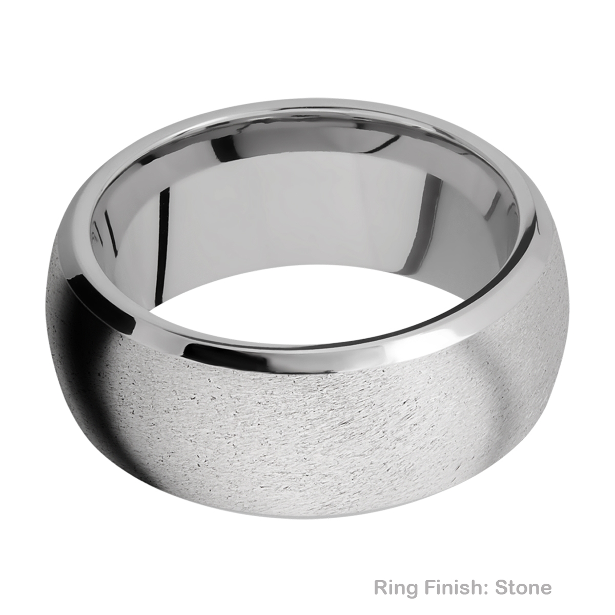 Lashbrook 10DB Titanium Wedding Ring or Band Alternative View 6