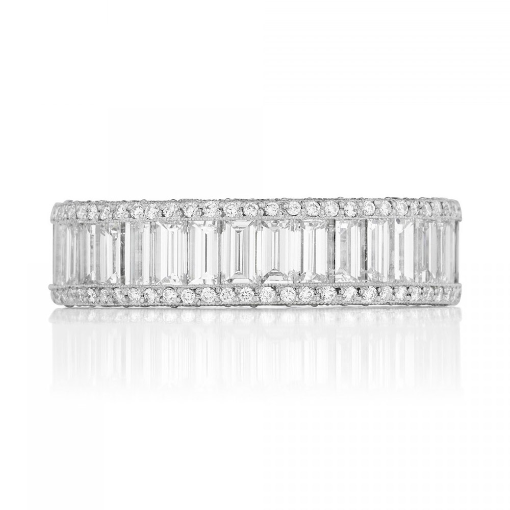 Tacori 5007BG 18 Karat Tacori Vault Diamond Wedding Band