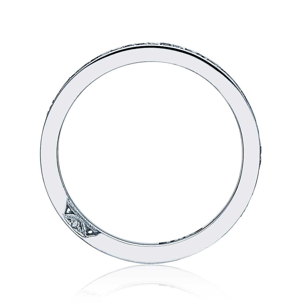 Tacori 2630BSMP 18 Karat Dantela Diamond Wedding Band Alternative View 1