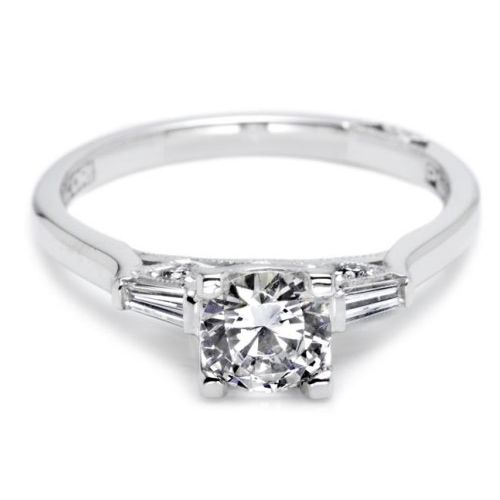 Tacori 18 Karat Simply Tacori Engagement Ring 2592RD55