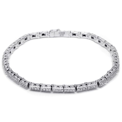 Tacori Diamond Bracelet 18 Karat Fine Jewelry FB586100