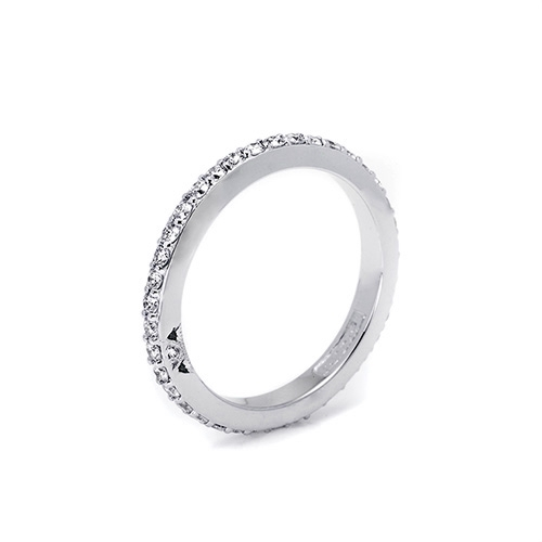 Tacori 18 Karat Simply Tacori Wedding Band 2630BLG Alternative View 1