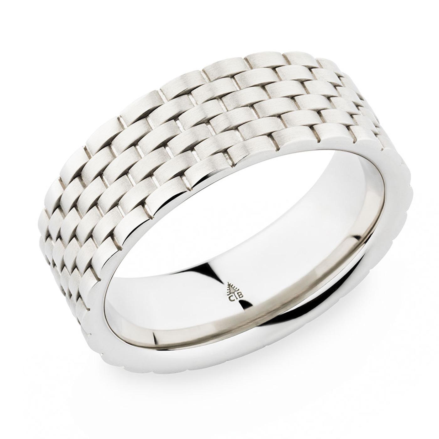 Christian Bauer Palladium Wedding Ring Band