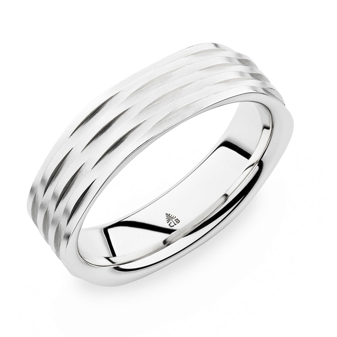 274427 christian bauer 18 karat wedding ring band tq for Christian bauer wedding rings