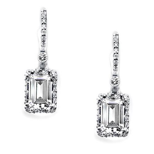 Tacori Diamond Earrings Platinum Fine Jewelry Fe642ec75