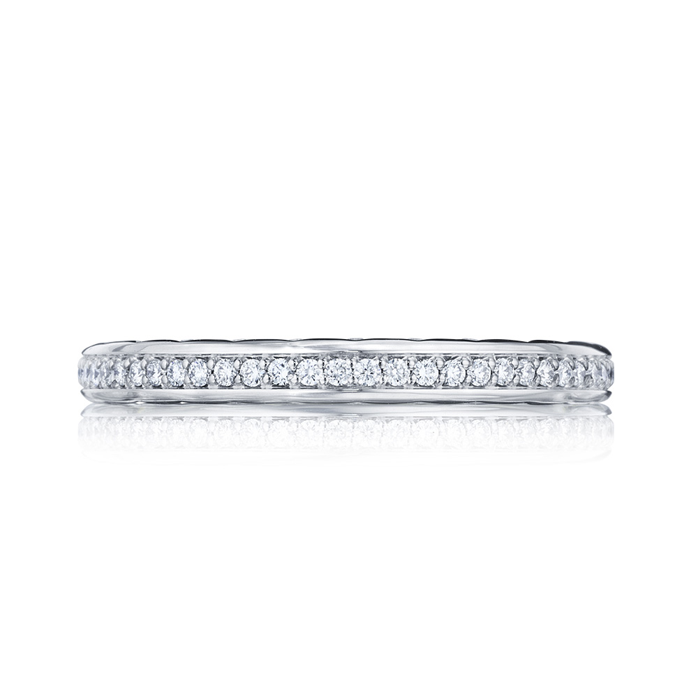 Tacori 305-25ET 18 Karat Starlit Diamond Wedding Band