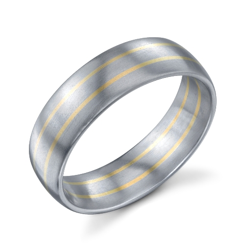272724 Christian Bauer Palladium - 18K Wedding Ring / Band