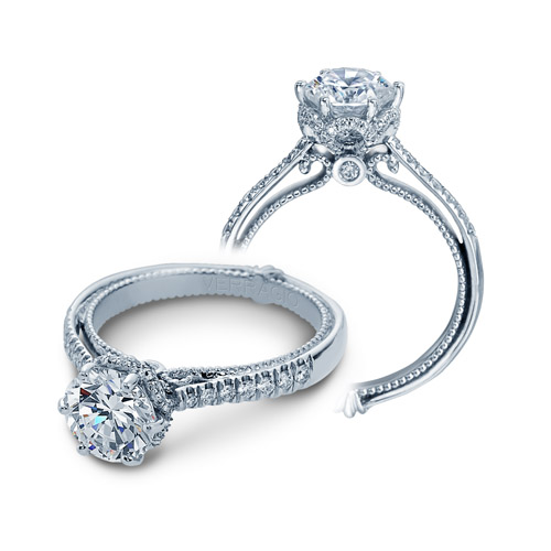 Verragio Couture-0429R Platinum Engagement Ring