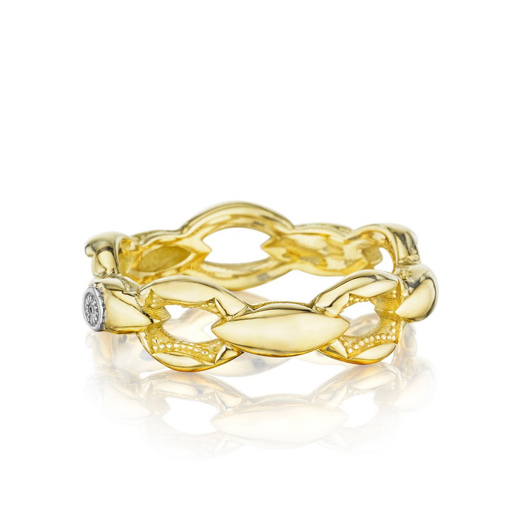 SR183Y Tacori Ivy Lane Gold Ring