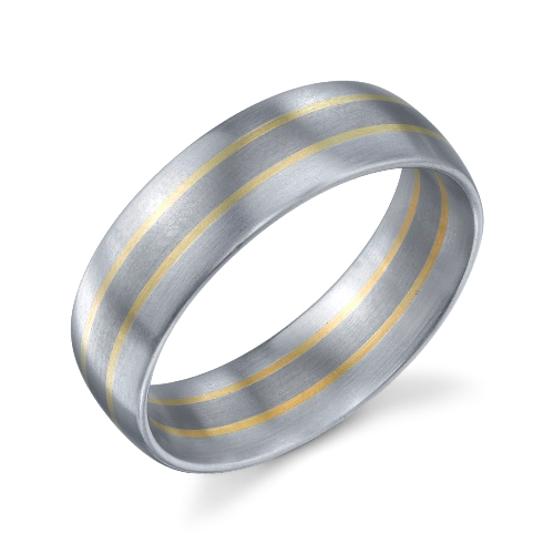 272724 Christian Bauer Platinum - 18K Wedding Ring / Band