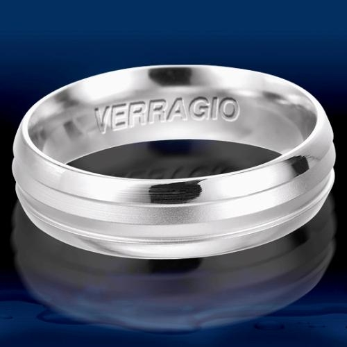 Verragio Palladium Wedding Band VW-6016 Alternative View 1