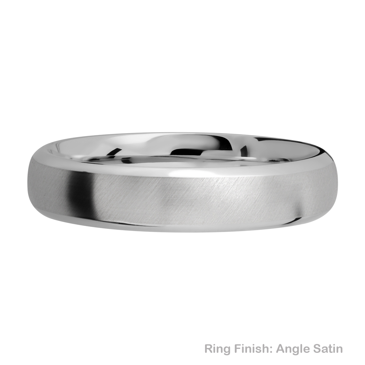 Lashbrook 5DB Titanium Wedding Ring or Band Alternative View 7