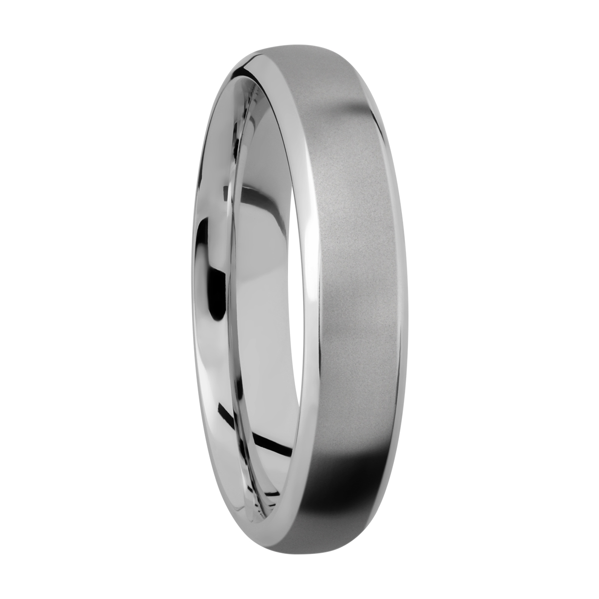 Lashbrook 5DB Titanium Wedding Ring or Band Alternative View 1