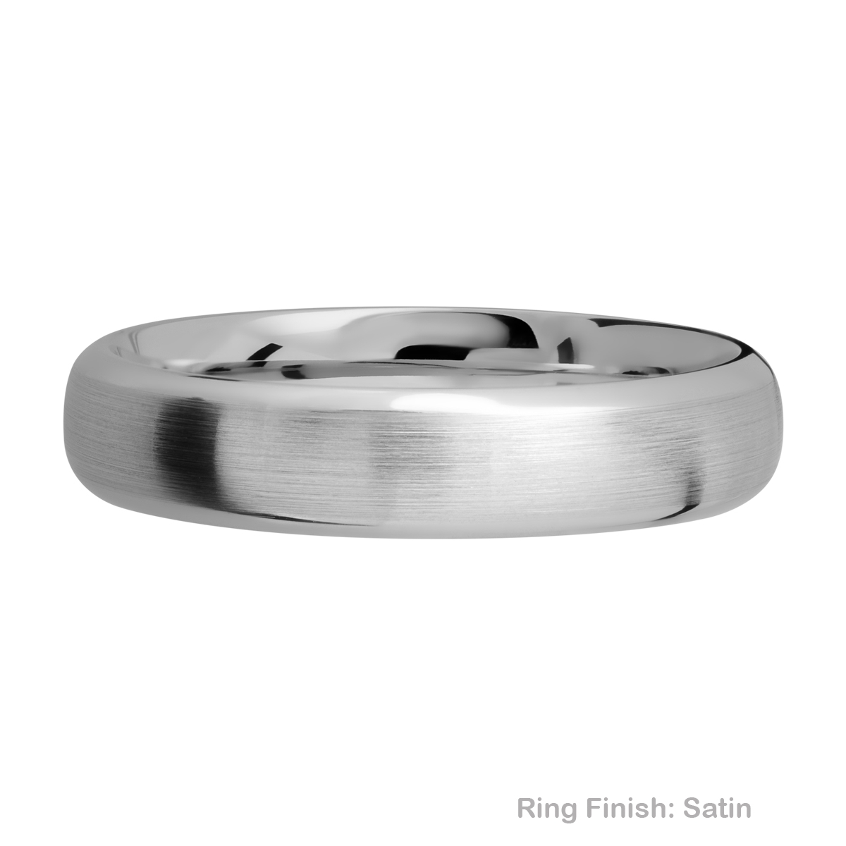 Lashbrook 5DB Titanium Wedding Ring or Band Alternative View 5