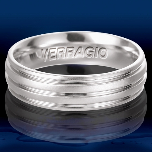 Verragio 18 Karat Wedding Band VW-6014 Alternative View 1