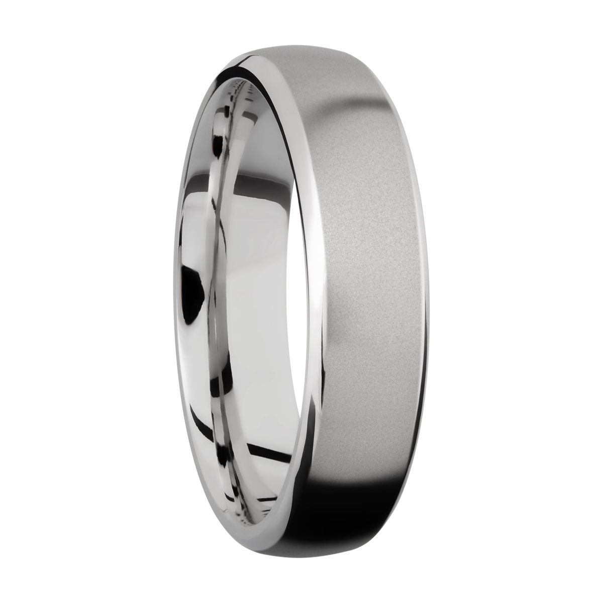 Lashbrook 6DB Titanium Wedding Ring or Band Alternative View 1