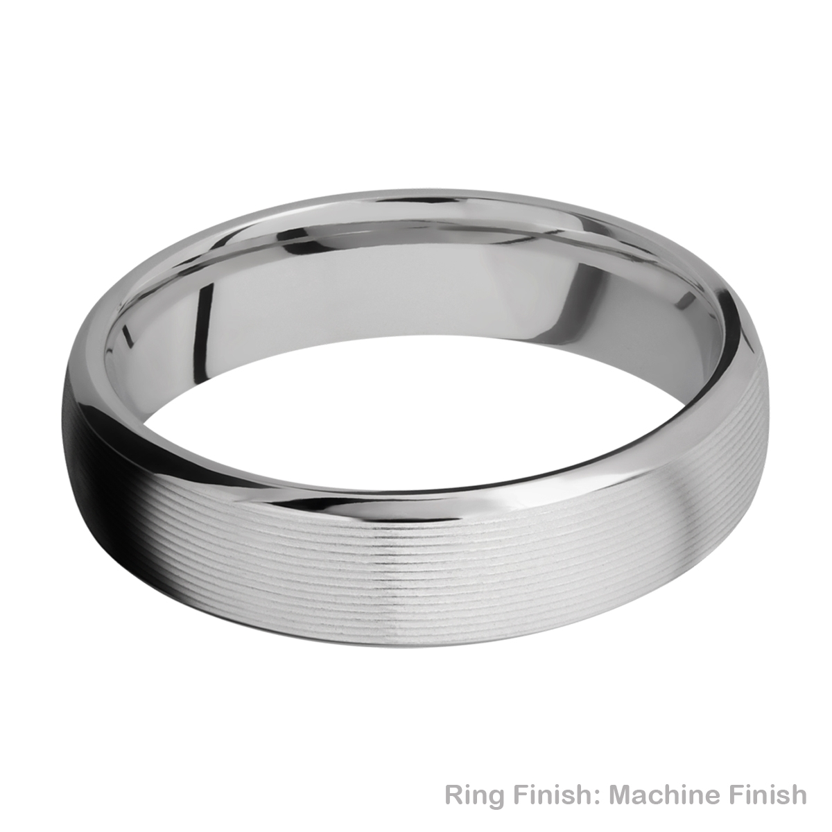 Lashbrook 6DB Titanium Wedding Ring or Band Alternative View 13
