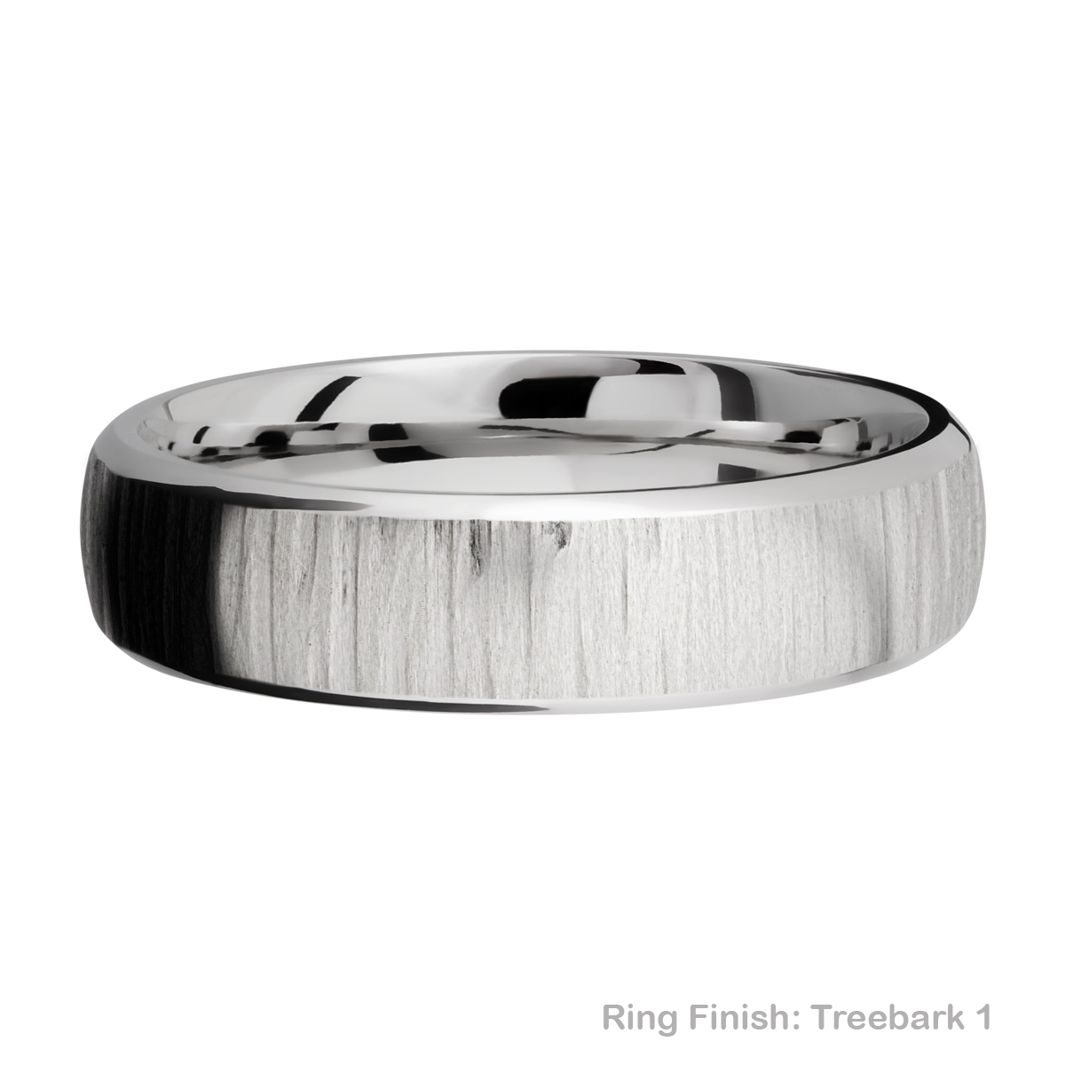 Lashbrook 6DB Titanium Wedding Ring or Band Alternative View 10