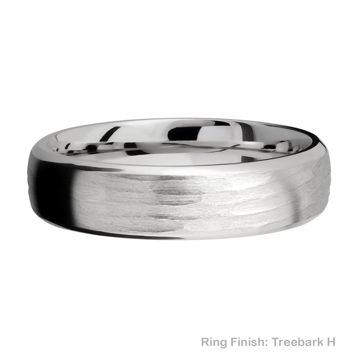 Lashbrook 6DB Titanium Wedding Ring or Band Alternative View 11
