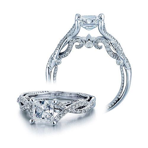 Verragio Platinum Insignia 7060 Engagement Ring Tq Diamonds