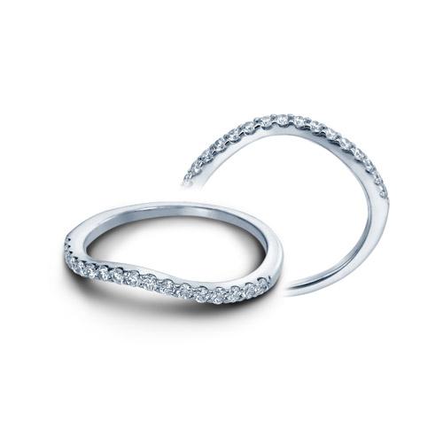 48df3e061c0 Verragio 18 Karat Insignia Wedding Band INS-7010W
