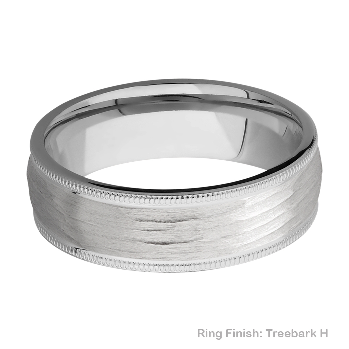 Lashbrook 7DMIL Titanium Wedding Ring or Band Alternative View 9