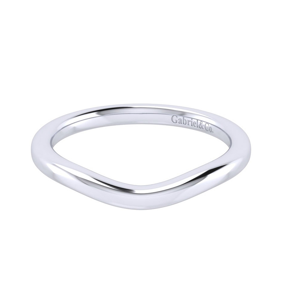 Gabriel 14 Karat Perfect Match Wedding Band WB009CW4JJJ