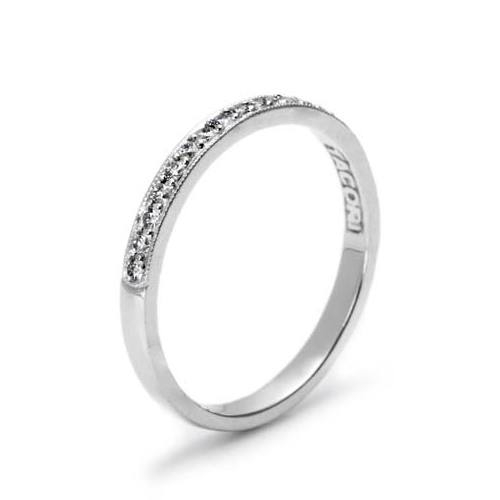 Tacori 18 Karat Simply Tacori Wedding Band 2521 Alternative View 1