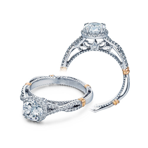 Verragio Parisian-106R 18 Karat Engagement Ring