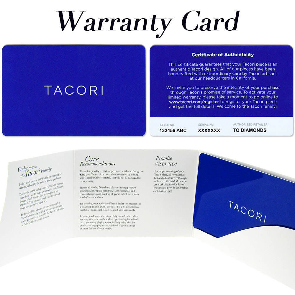 Tacori Hand Engraved 18 Karat Engagement Ring HT2339 Alternative View 3