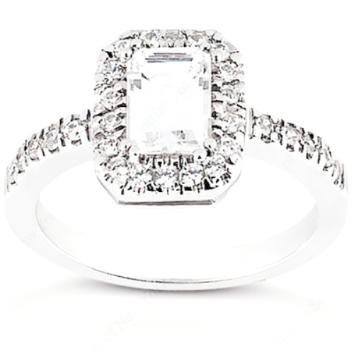 Taryn Collection 14 Karat Diamond Engagement Ring TQD 105
