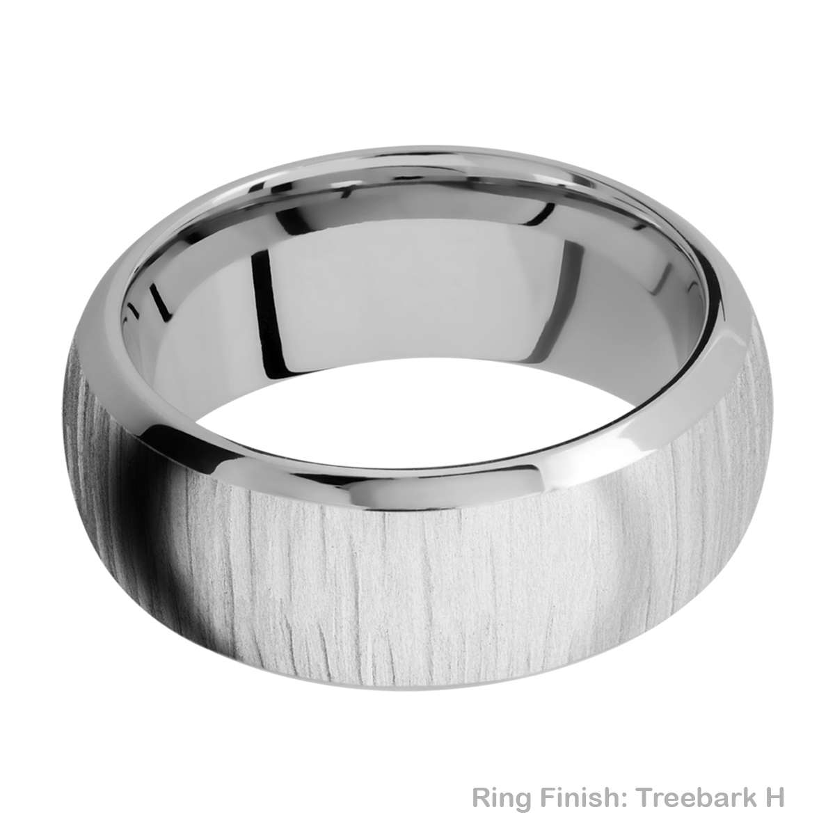 Lashbrook 9DB Titanium Wedding Ring or Band Alternative View 10
