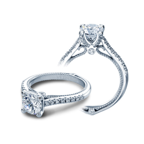 Verragio Couture-0415R 14 Karat Engagement Ring