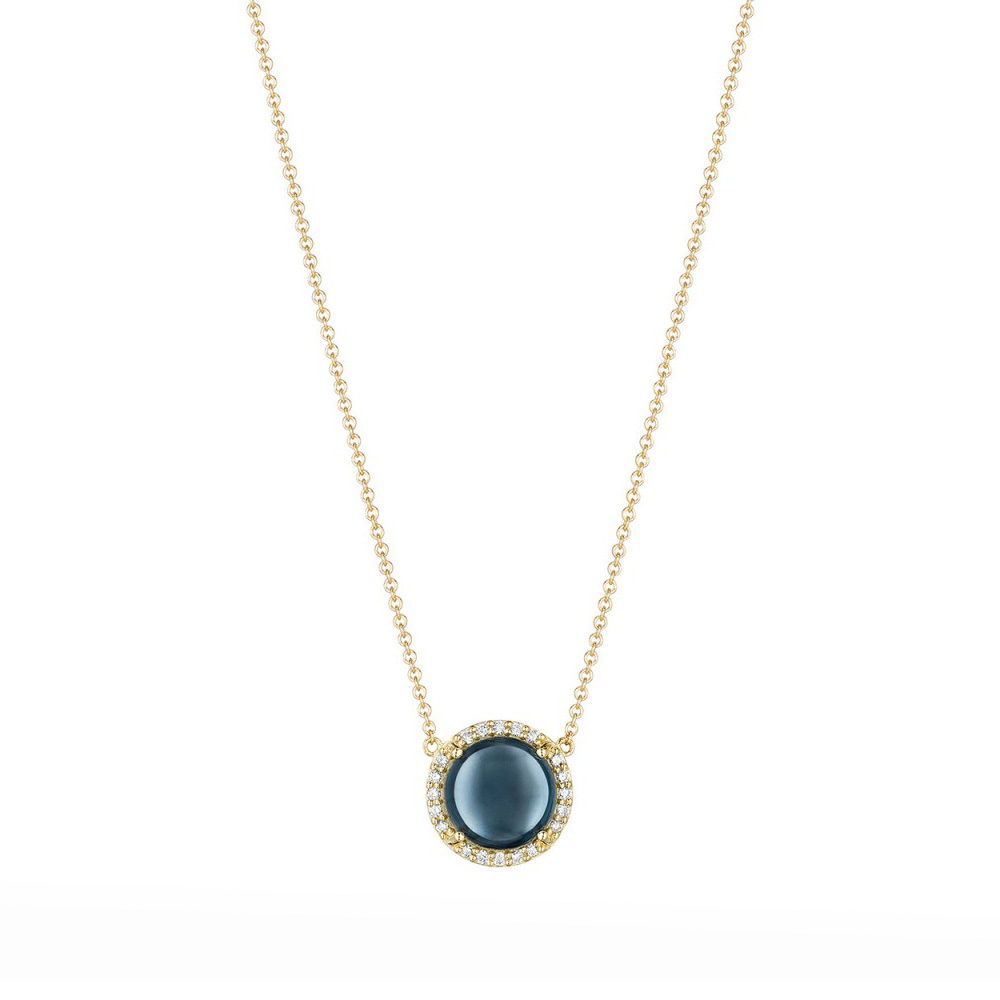 SN180Y37 Tacori Golden Bay Gold Necklace