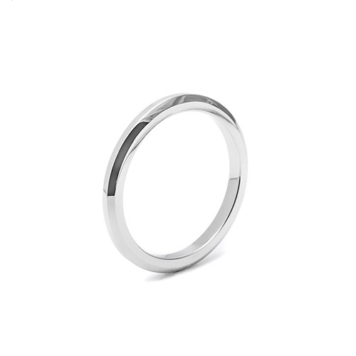 Tacori Platinum Simply Tacori Wedding Band 2522 HP Alternative View 1