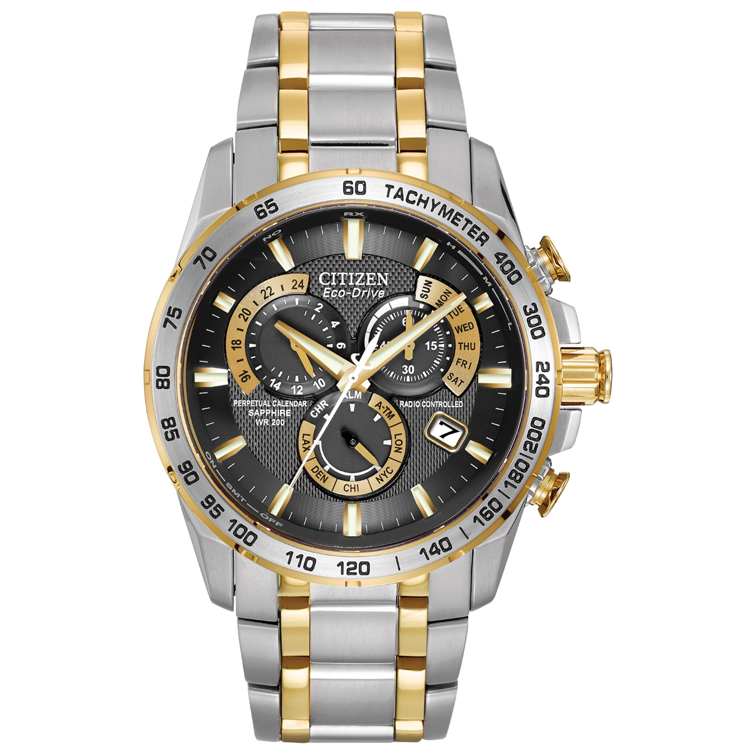 6551b2af9890 AT4004-52E Citizen Eco-Drive Watch Perpetual Chrono A-T