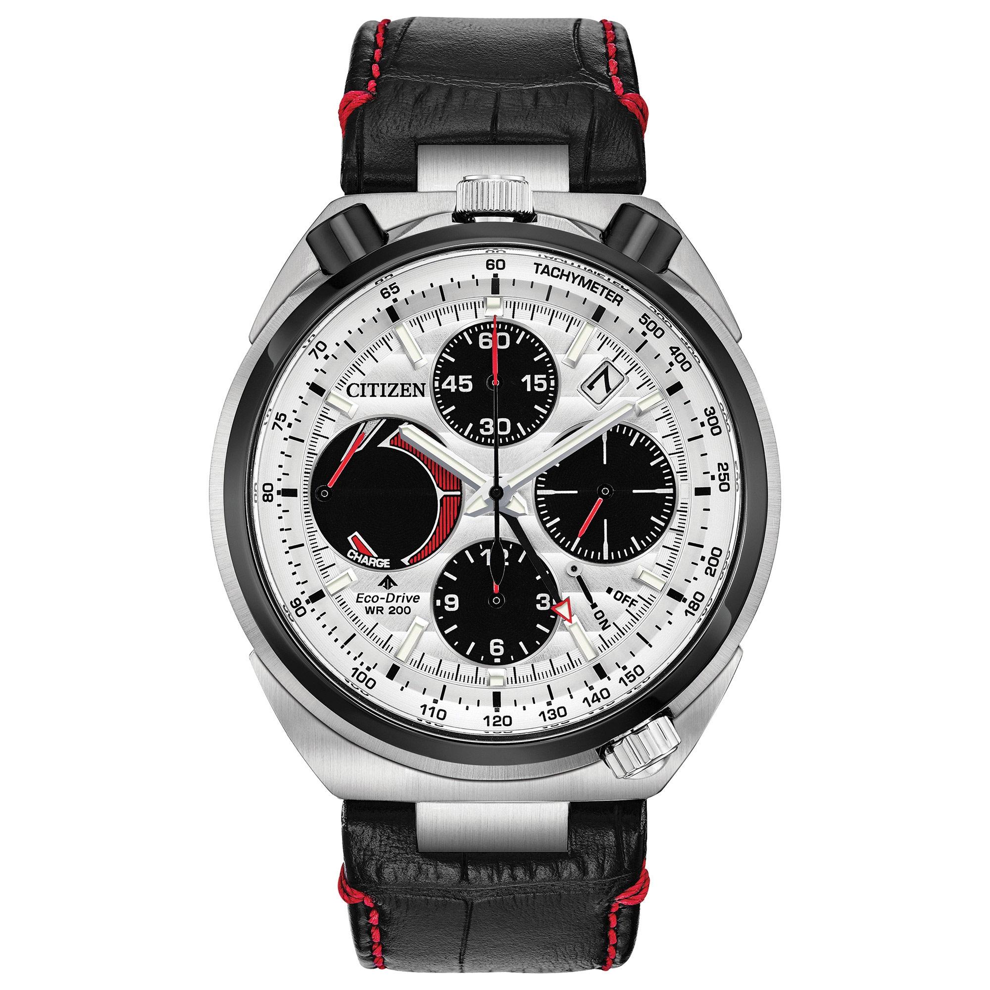 Av0071 03a Citizen Promaster Tsuno Chronograph Racer Eco