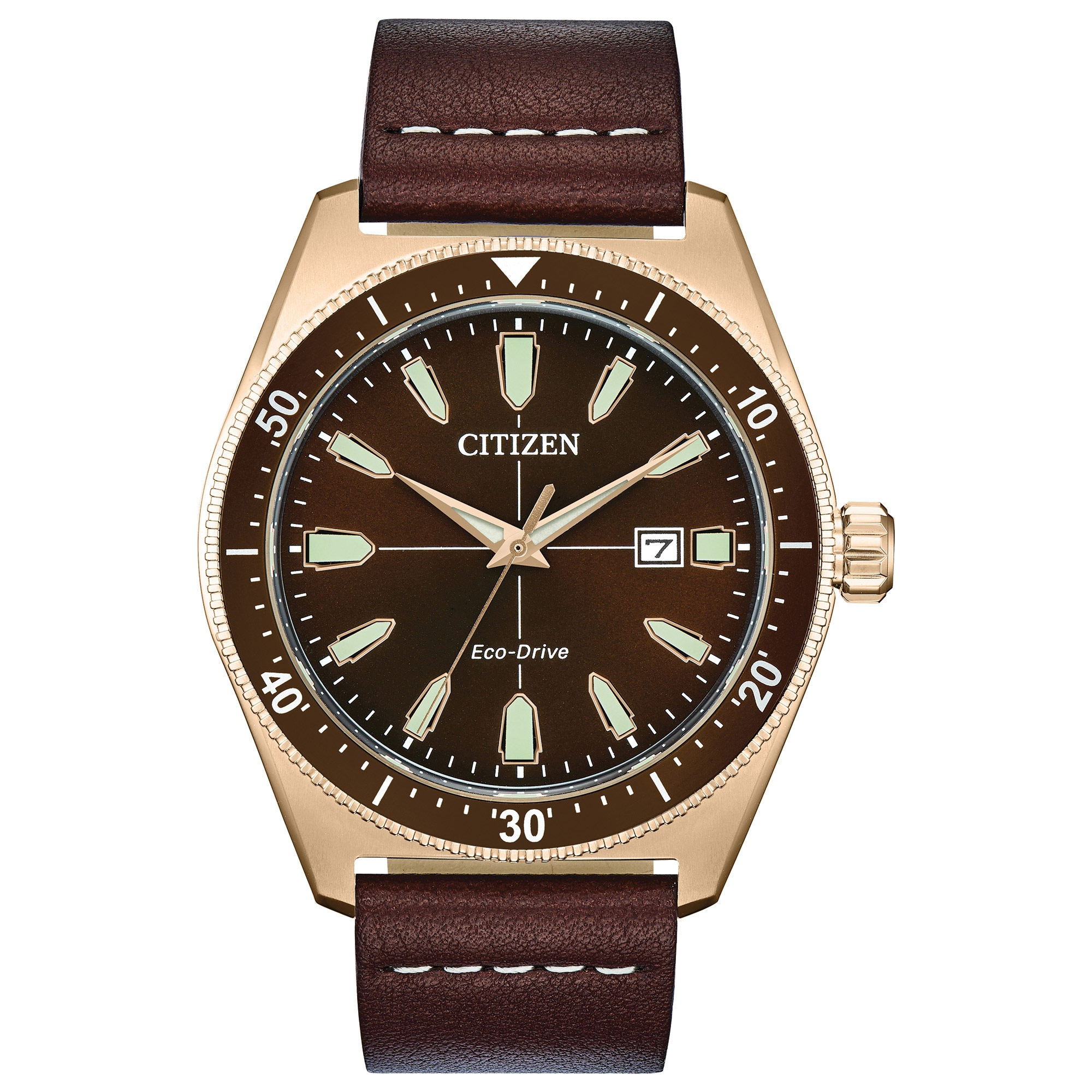 AW1593-06X Citizen Brycen Eco-Drive Mens Watch