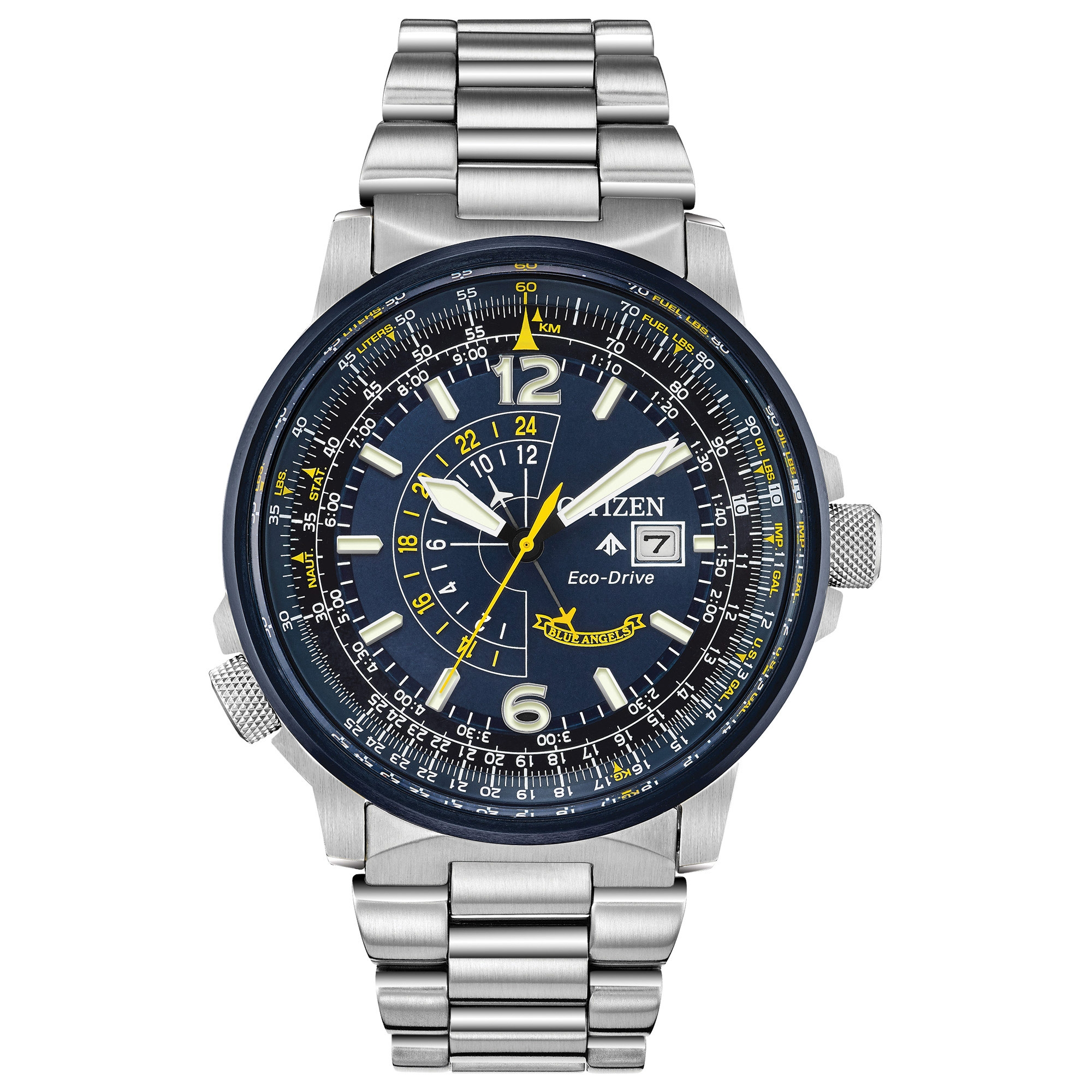 BJ7006-56L Citizen Promaster Nighthawk Eco-Drive Mens Watch