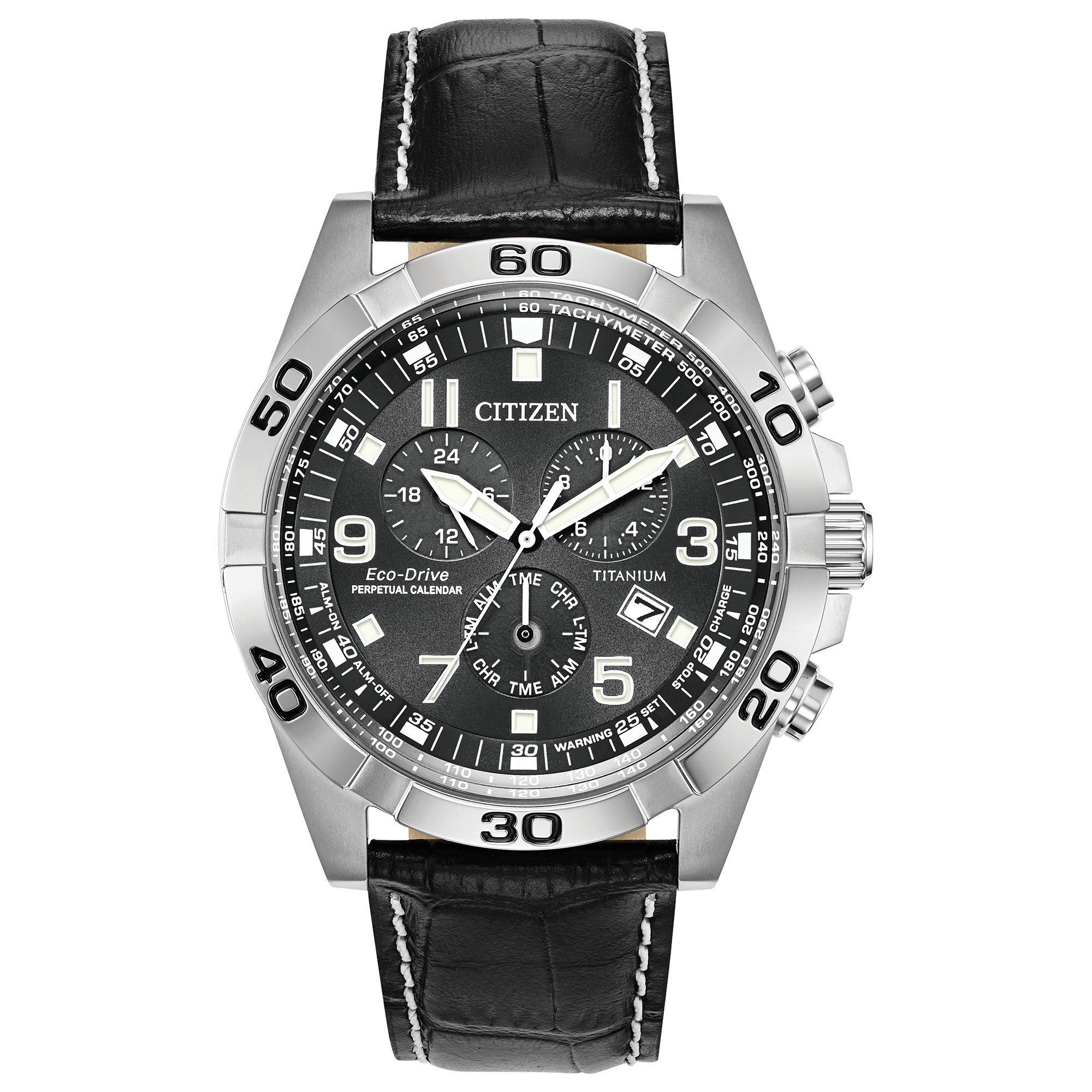 BL5551-14H Citizen Brycen Eco-Drive Mens Watch