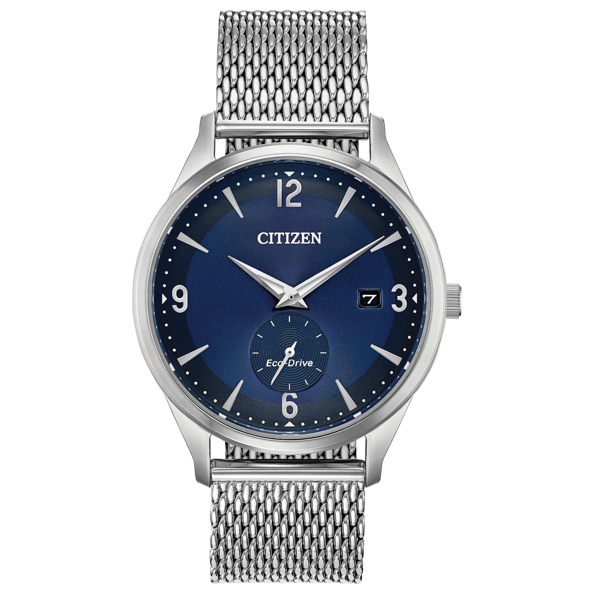 BV1110-51L Citizen BTW - By The Way Eco-Drive Mens Watch