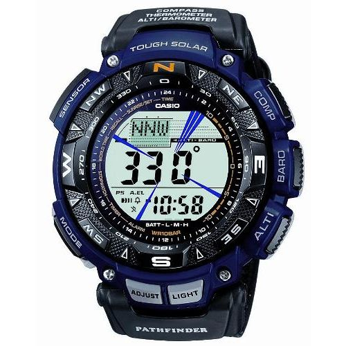PAG240B-2 Pathfinder Watch by Casio
