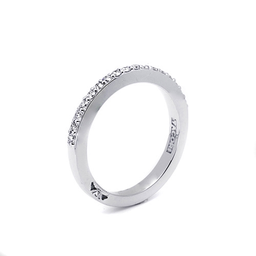 Tacori 18 Karat Simply Tacori Wedding Band 2630BLG12 Alternative View 1
