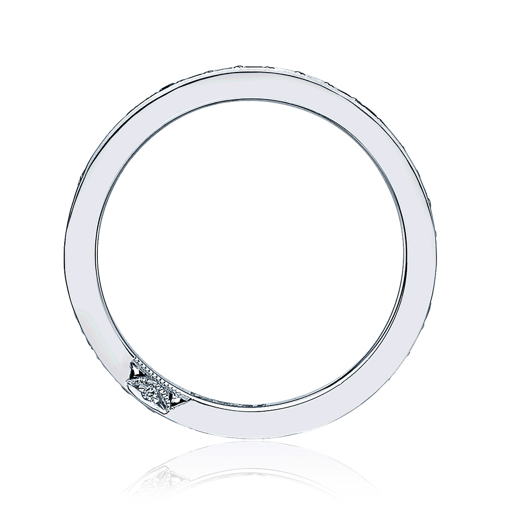 Tacori 2630BLGP 18 Karat Dantela Diamond Wedding Band Alternative View 1