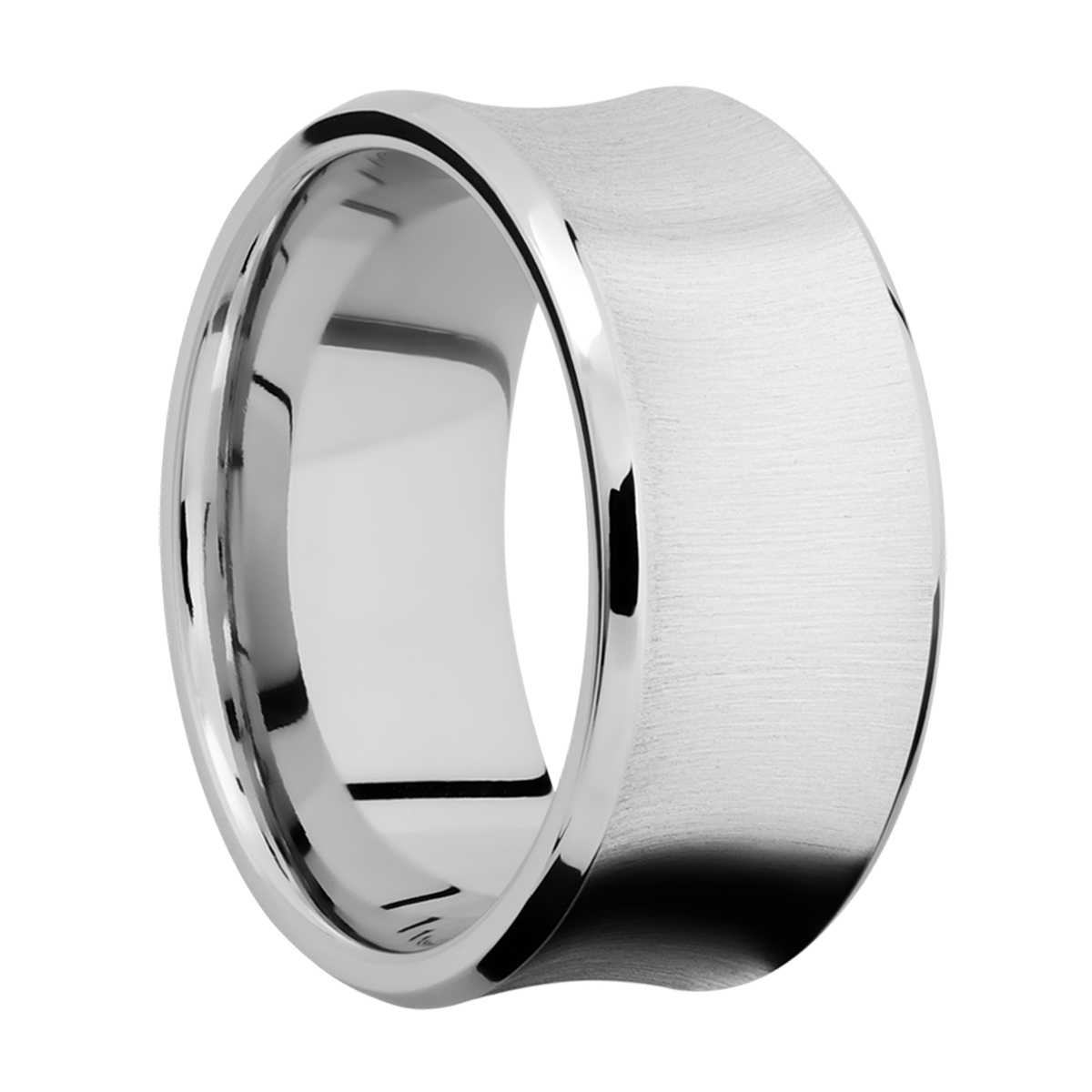 Lashbrook CC10CB Cobalt Chrome Wedding Ring or Band Alternative View 1
