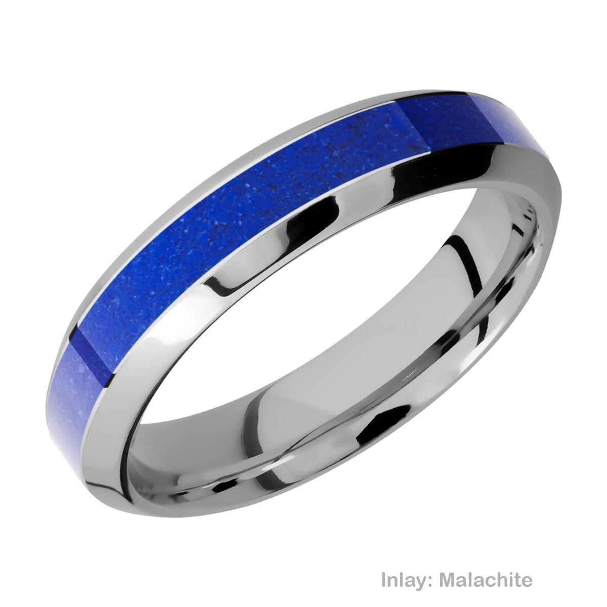 Lashbrook CC5HB12/MOSAIC Cobalt Chrome Wedding Ring or Band Alternative View 3
